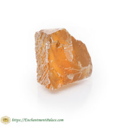 Calcite Honey Raw Gemstone 1.5-Inch Metaphysical Supply Boutique Brooklyn NY