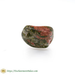 Jade Tumbled Gemstone 1.5-Inch from Metaphysical Supply Boutique in Brooklyn NY