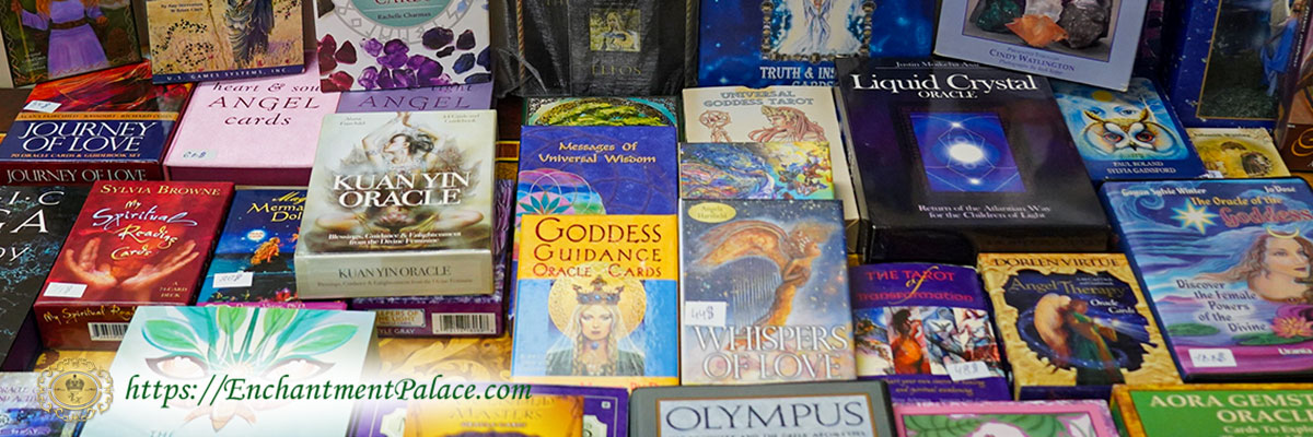 Tarot Cards Category at Metaphysical Witchcraft Supply Store in Brooklyn NY