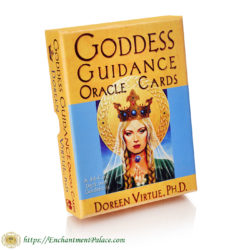 Tarot Cards Goddess Guidance Oracle from Metaphysical Supply Boutique Brooklyn NY