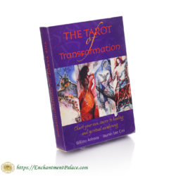 Tarot Cards The Tarot of Transformation Faces from Magick & Spiritual Boutique Brooklyn NY